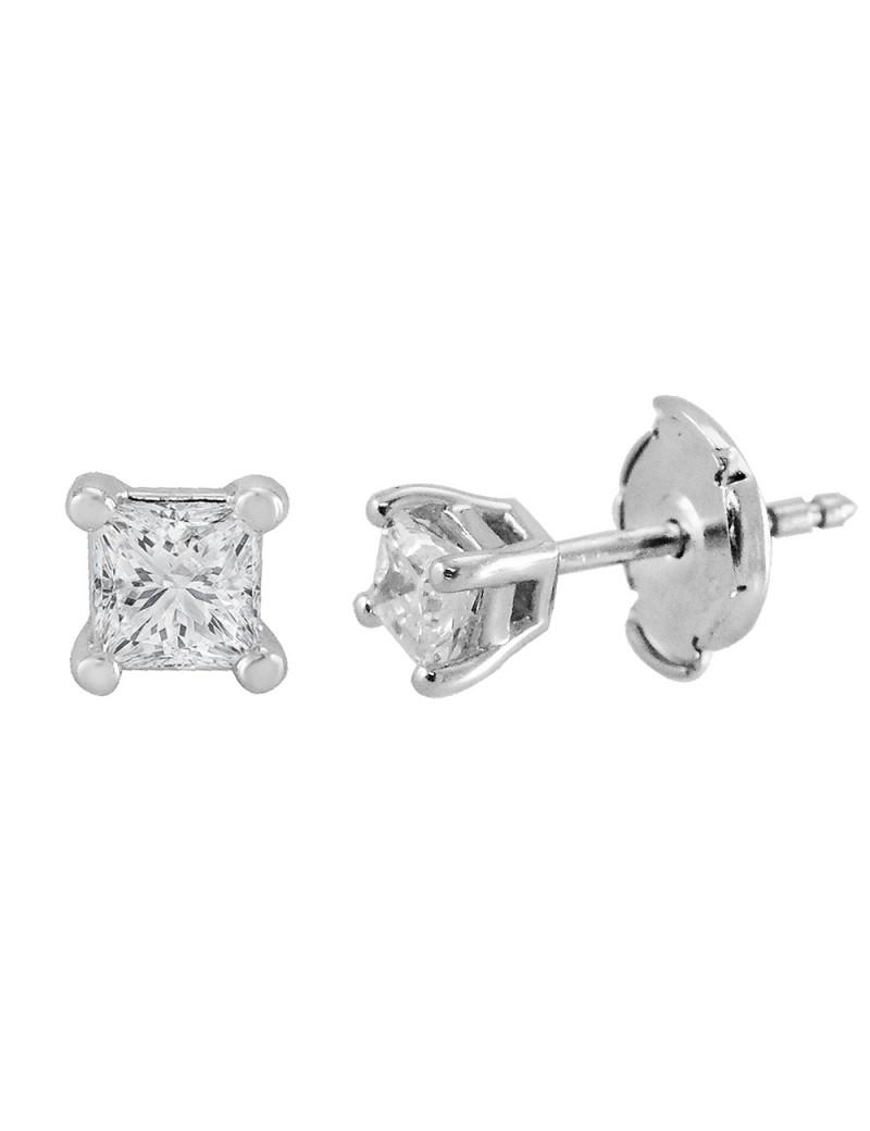 Locking Back Diamond Stud Earrings Ideas Earrings The Best Deals For  Mar 2017